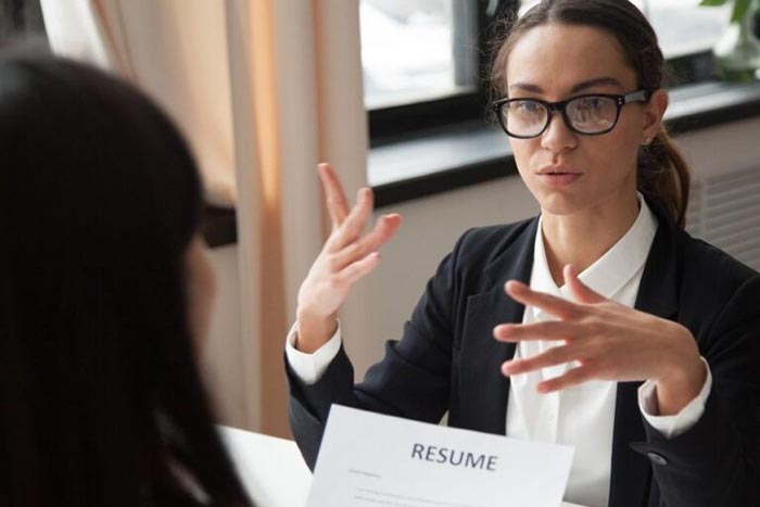 Interview and Resume Preparation