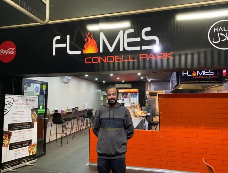 Hamza Flames Self-Employment