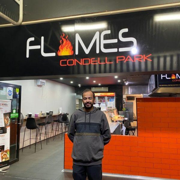 Hamza Flames Self-Employment